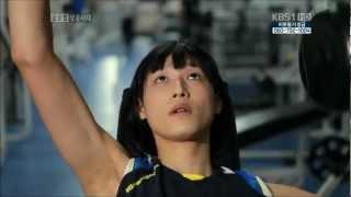 Y.K.KIM training clips.wmv