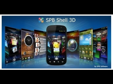 Download] Launcher Review Yandex Shell SPB Shell 3D Gratis En Espa Ol