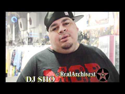 DJ SHO Gives a Shoutout to The Archivest & a Warm DIPT VANCITY Salute