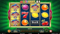 Multifruit 81 Slot - BIG WIN - Features & Game Play - by Play'n GO