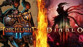 Diablo 3 vs Torchlight 2 (Comparison)