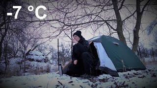 Stanování v zimě – Život v pohybu