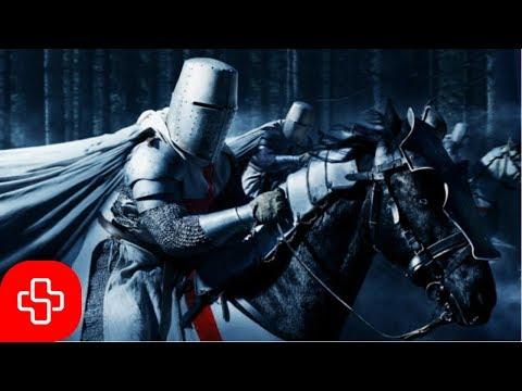 Templar chant: Te Deum Patrem ingenitum (Lyric Video)