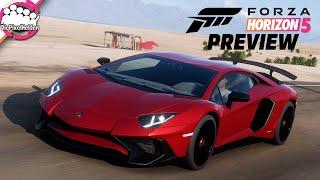 FORZA HORIZON 5 - Wir erkunden die Spielwelt 😍 - Part 4/4 - Forza Horizon 5 Preview
