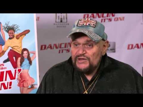 David Winters DANCIN' IT'S ON! Movie Junket