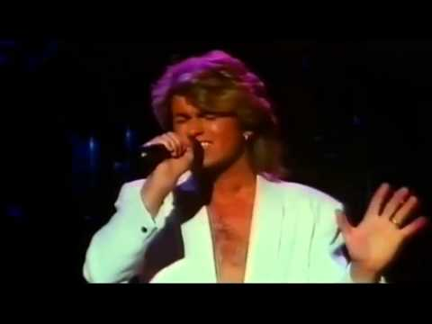 Wham! - Careless Whisper (Live In China) [HD]