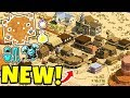 *UPDATE* 3vs3 COWBOYS WILD WEST MINECRAFT TUMBLEWEED MINIGAME - WILD WEST LUCKY CHALLENGE