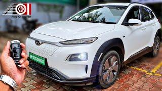 2019 Hyundai Kona Electric India | Price | Charge Time | Range | Features | Interior | Sunroof