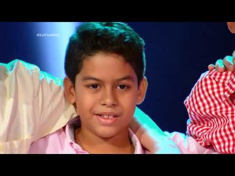 Mauro, Luisma y Andrés cantaron No comprendí tu amor de Chiche M. - LVK Col – Batallas - Cap 24 – T2