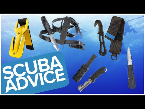 5 Of Our Best Selling Dive Knives