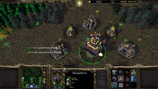 Warcraft III: TFT - (CUSTOM) 556 - Survival Chaos - Undead - Nerubian Corruptor