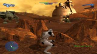 Star Wars Battlefront: Geonosis - Deaf Havana - The world or nothing