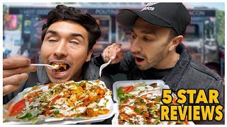 Eating At The BEST Reviewed Food Truck in New York City (5 STAR)