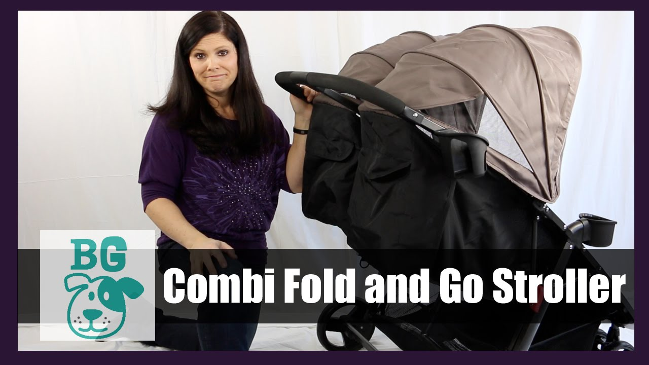 Combi Double Stroller Side By Side Bg Review Combi Fold And Double Stroller