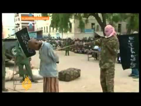 Deobandi (Wahabi) Al-Shabab destroying Sunni Sufi Shrines in Somalia