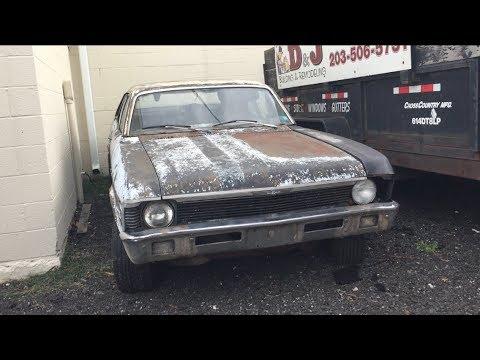 New Project Car? 1970 Chevy Nova