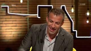 VIDEO: Alex Del Piero ricorda i Mondiali di calcio del 2006