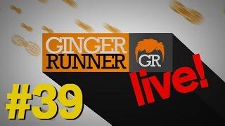 GINGER RUNNER LIVE #39 | Running The 2014 New York City Marathon w/ Alex Varner