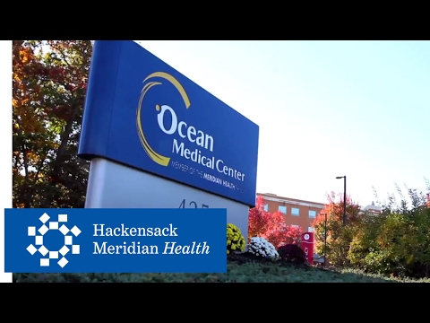 Ocean Medical Center's New Cancer Center (Tour)