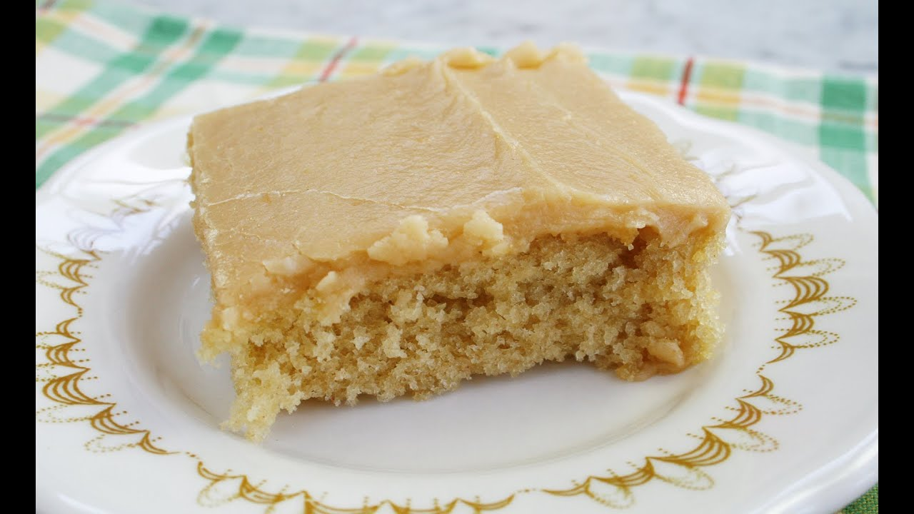 How To Make Butter Cake From Scratch