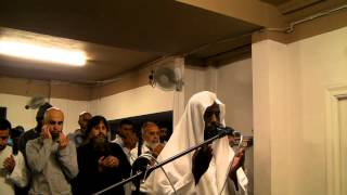TARAWEEH at Markaz At Tawheed 13th Ramadan 2014 by Qari Jamac Hareed Canada P3 -uk