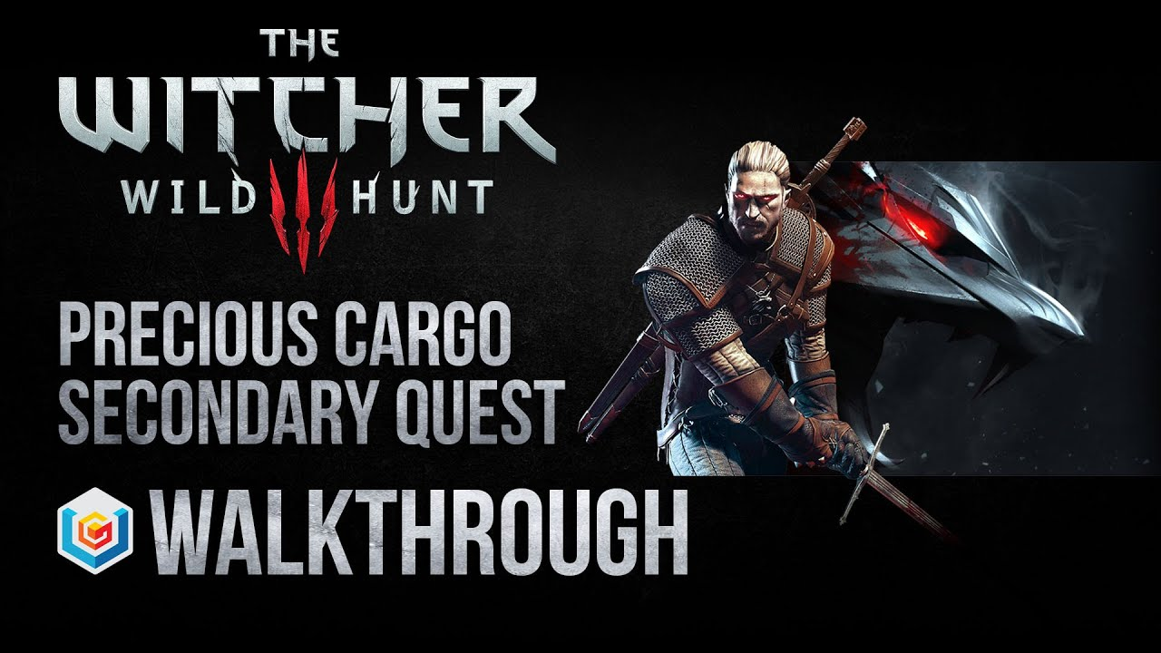 Download The Witcher 3 Wild Hunt Walkthrough Precious Cargo Secondary Quest Guide Gameplay/Let's Play