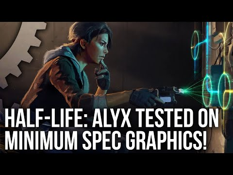 Half-Life: Alyx Performance