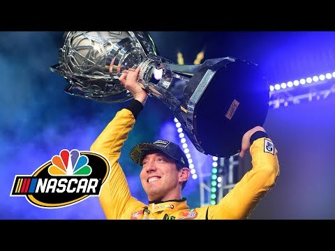 Kyle Busch's NASCAR Cup Series Season In Review | Motorsports On NBC