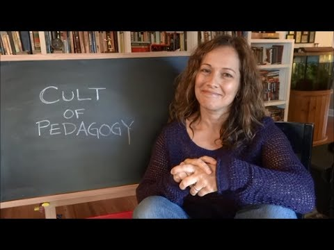 Welcome to Cult of Pedagogy on YouTube