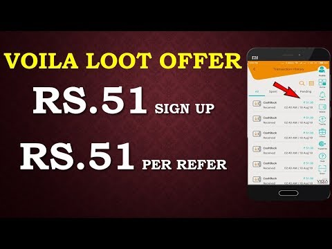Viola App Loot || Refer & Earn Rs.51 || Mobikwik Offer T&C Changed