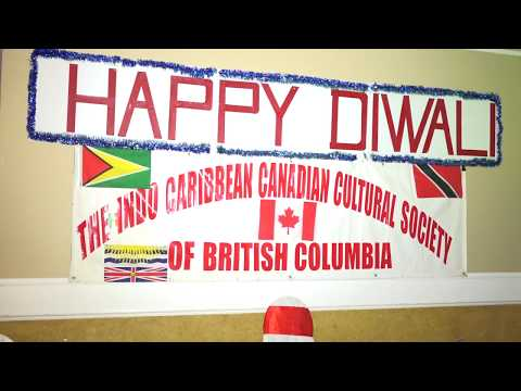 The indo caribbean canadian cultural society of bc