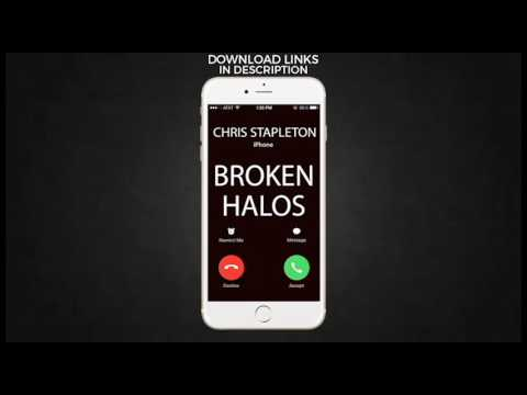 Broken Halos Ringtone - Chris Stapleton