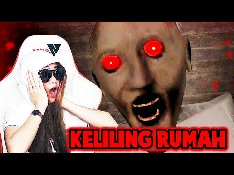 KENAPA LAGI DAH NENEK GAMING ???? - GRANNY Horror Game Indonesia
