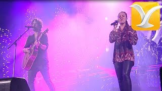 Tommy Torres - Imparable ft. Jesse & Joy - Festival de Viña del Mar 2014 HD