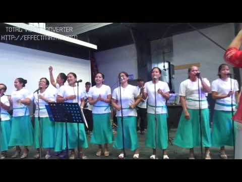 PRAISE & WORSHIP-EL SHADDAI PFCC 17 LA UNION during the 24th Anniversary of Baguio City