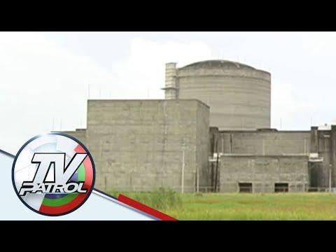 Modular nuclear power plant balak itayo ng gobyerno | TV Patrol