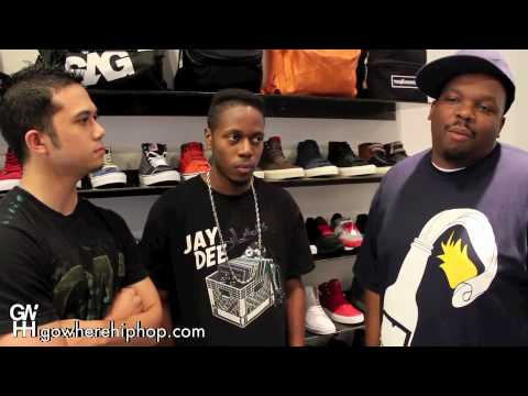 Slum Village interview w/ Gowhere Hip Hop
