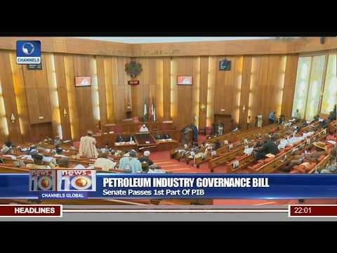 Senate Passes Part 1 Of 3-Part Petroleum Industry Bill (Report)