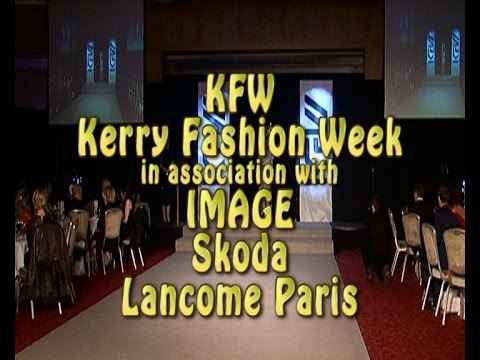 KFW Irish Fashion Industry Awards in association with IMAGE , Skoda, Lancome Paris