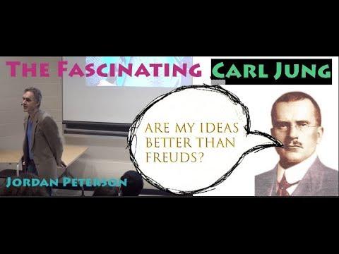 Jordan Peterson: The Facinating Carl Jung