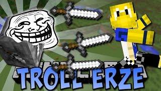 40+ TROLL ERZE!! (Bad Ores Mod) [Deutsch]