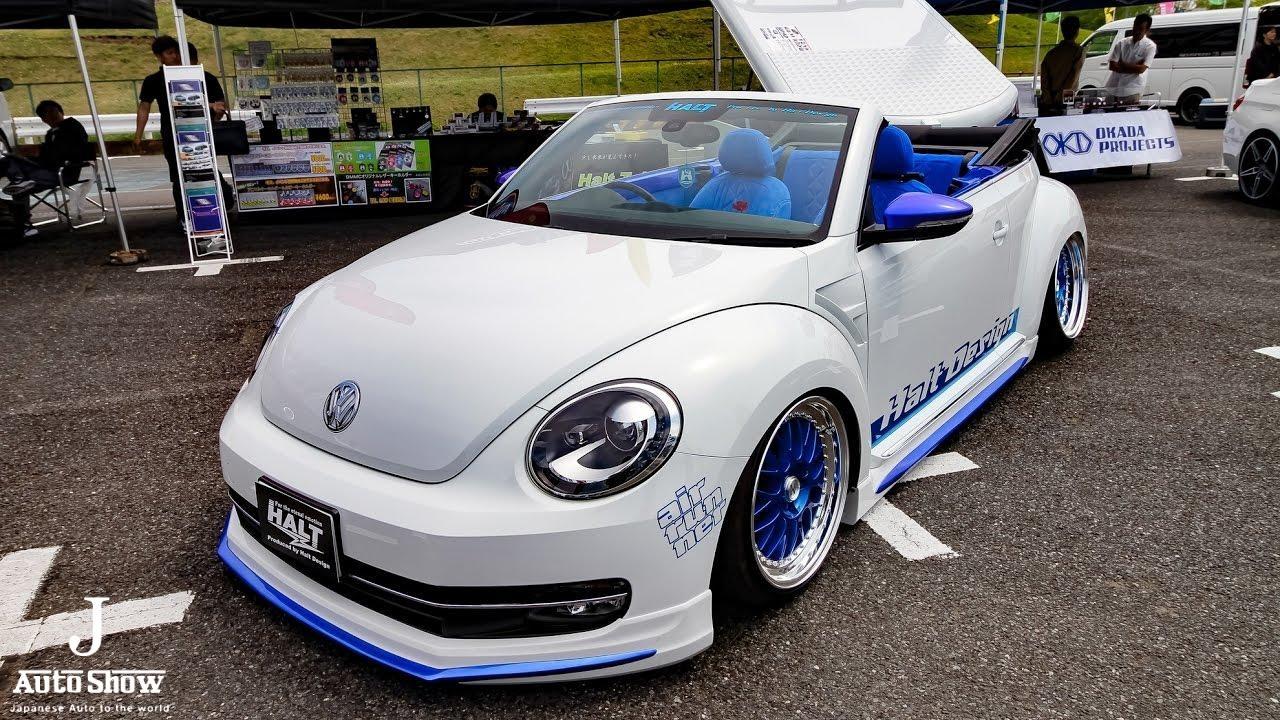 hd halt vw the beetle cabriolet trailer modified af imp. Black Bedroom Furniture Sets. Home Design Ideas