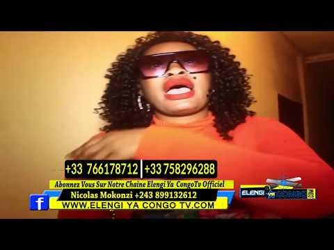 Clash:  Fivette Apanzi Cause Ya  RANDO YA JAel Show Na Emilio Ndenge Azua SIDONI Na Mobali