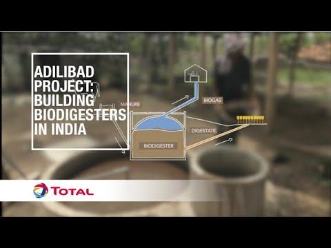 Biogas to offset air travel emissions