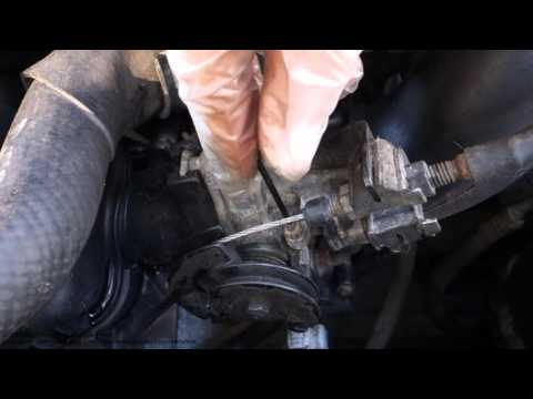 How to adjust idle speed in car engine. Years 2000 to 2015