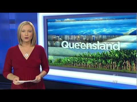 ABC News Queensland 1 Jan 2013