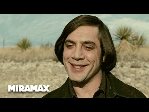 No Country for Old Men  'The Deputy' HD  Javier Bardem  MIRAMAX