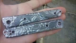 Кастомизация ножа Boker Plus Kwaiken Гармония.