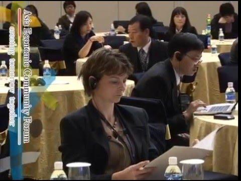 Asia Economic Community Forum 2009