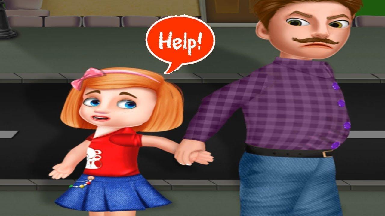 Safety Tips For Kids – Child Safety Stranger Danger Prevention – Fun Educational Game For Kids